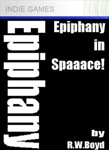 Epiphany in Spaaace! coverart