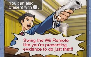 Phoenix Wright Wii