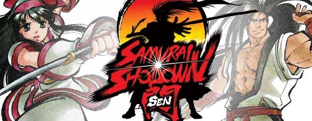 Samurai Spirits Sen (2010/Eng)