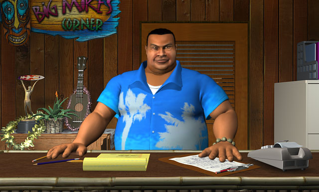 big island mike