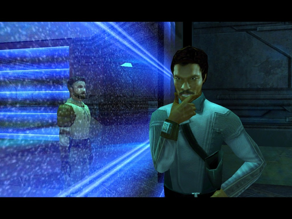Lando 1024x768 Classic Video Game Review... Star Wars Jedi Knight II: Jedi Outcast [2002]