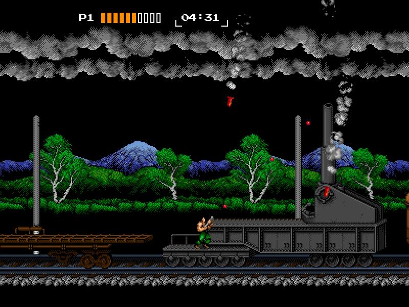 8-bit Commando 1