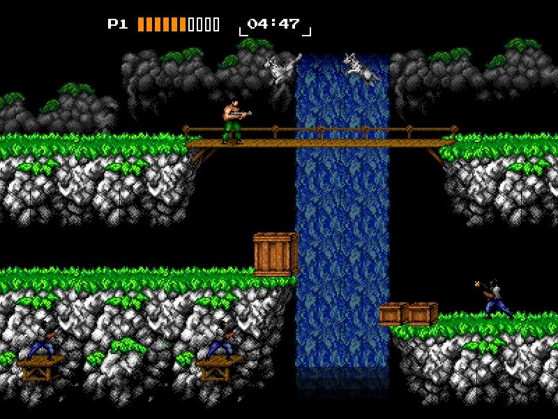 8-bit Commando 2