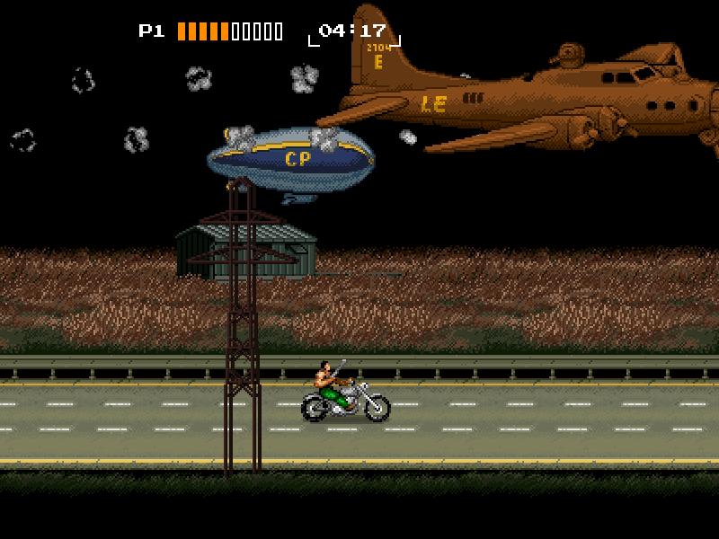 8-bit Commando 3
