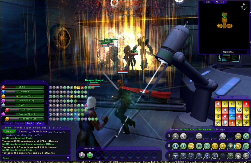 city of heroes porn