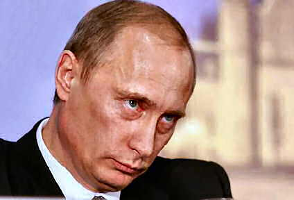 "THANK YOU FOR NOT JUDGING ME"" V. PUTIN"