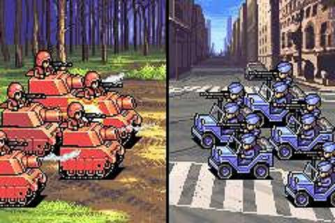 Advance Wars 1
