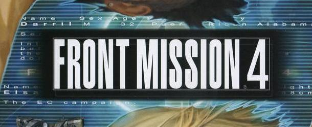 front mission 4