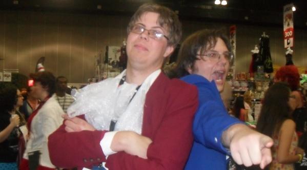 E3-2013-Phoenix-Wright-Miles-Edgeworth-Cosplayers