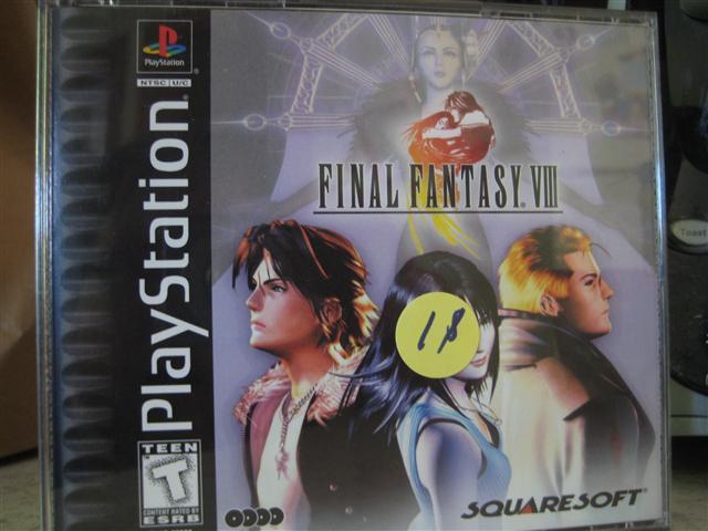 Yard-Sale-Final-Fantasy-VIII