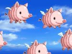 When Pigs Fly - Pigs Ripped by Mageker