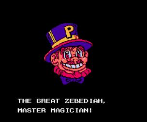 magician beard