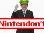 Nintendon't