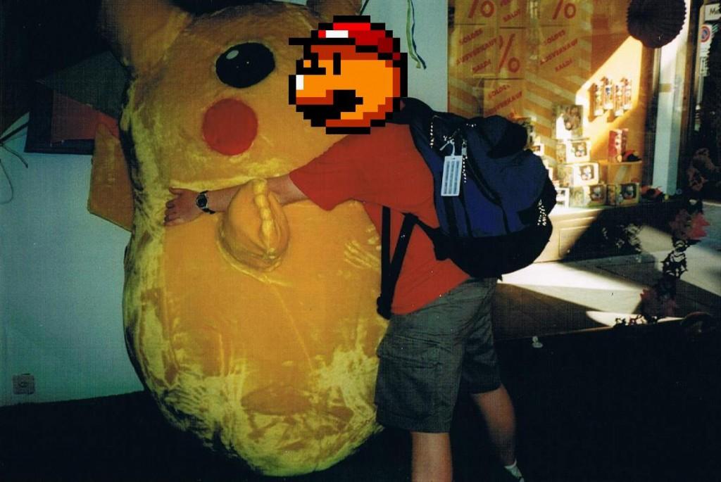 Switzerland Pikachu