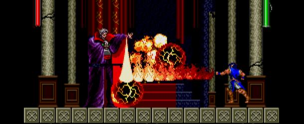 Castlevania: Rondo of Blood (Wii-VC)