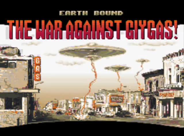 EB War Against Giygas