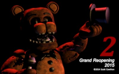 Five Nights at Freddy's 2 (PC)