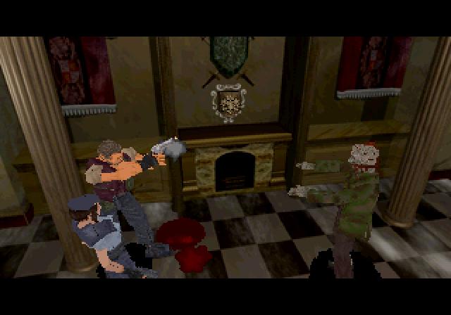 торрент скачать Resident Evil 1997 - фото 11
