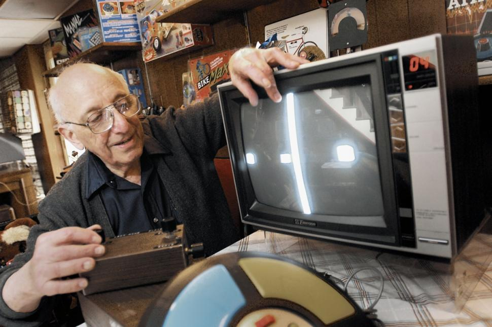 Grandaddy of Home Consoles, Ralph H. Baer, Dies at 92