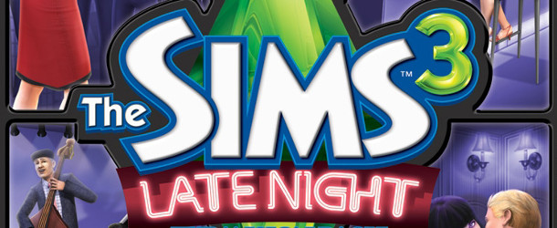 Reflect: The Sims 3: Late Night
