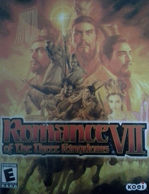Romance of the Three Kingdoms VII (PS2)