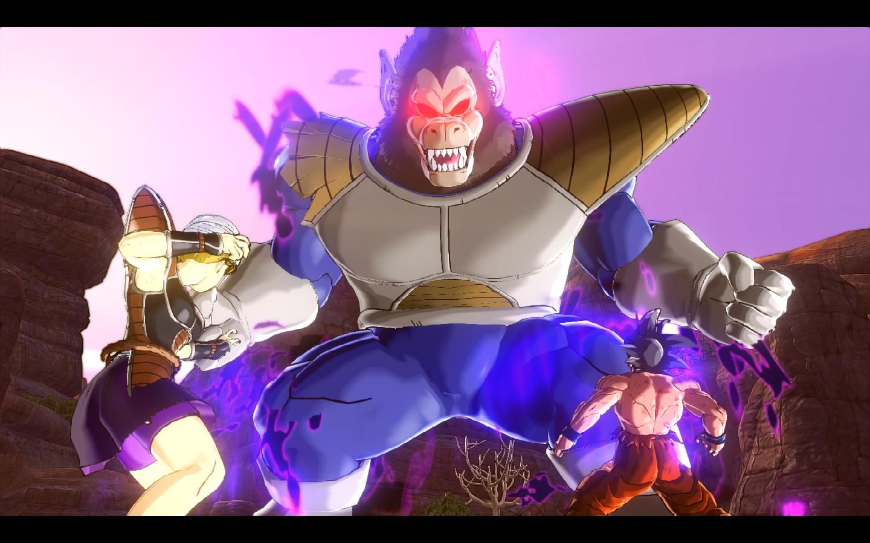 Dragon Ball Z Funny Games #16