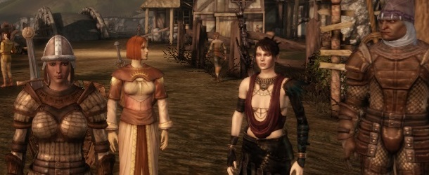 The Lost Art of Good Game Design: Dragon Age: Origins