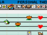 personal theme song banner - mario paint