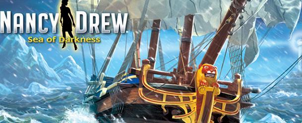 Nancy Drew: Sea of Darkness (PC)