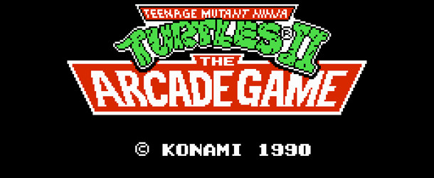 Featured Game Soundtrack: Teenage Mutant Ninja Turtles II: The Arcade Game