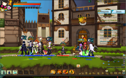 QandA July - elsword