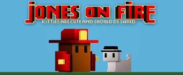 Jones On Fire (PC)