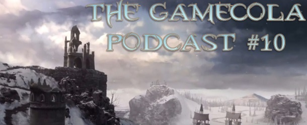 GC Podcasts #10-12 on YouTube: Cap'n Paul's Big Beard Preview