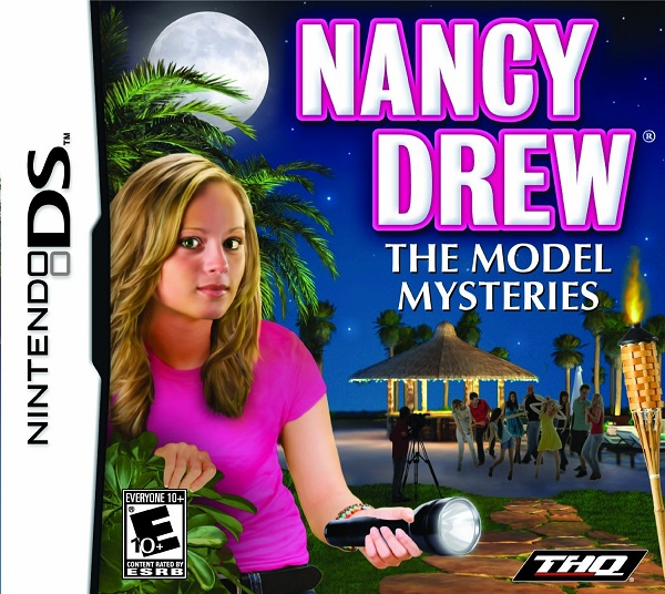 Nancy Drew: The Model Mysteries (DS)