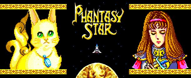 Phantasy Star (SMS)