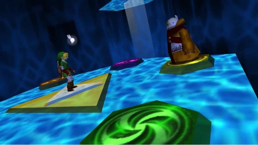 Zelda OOT