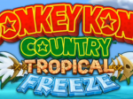 DKC Tropical Freeze Title