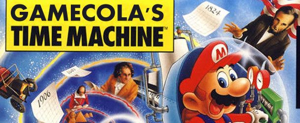 GameColas-Time-Machine