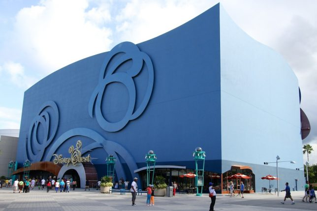 DisneyQuest-Building-Outside