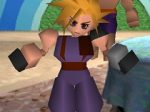 I dunno Robyn, what's the deal with Cloud Strife?