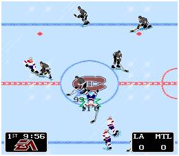 nhl 94 screenshot