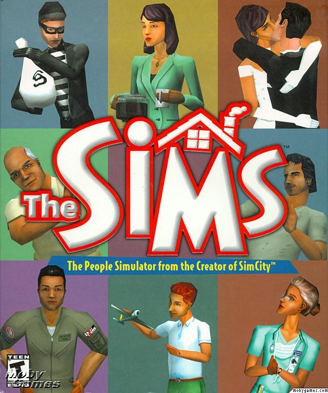 the sims box