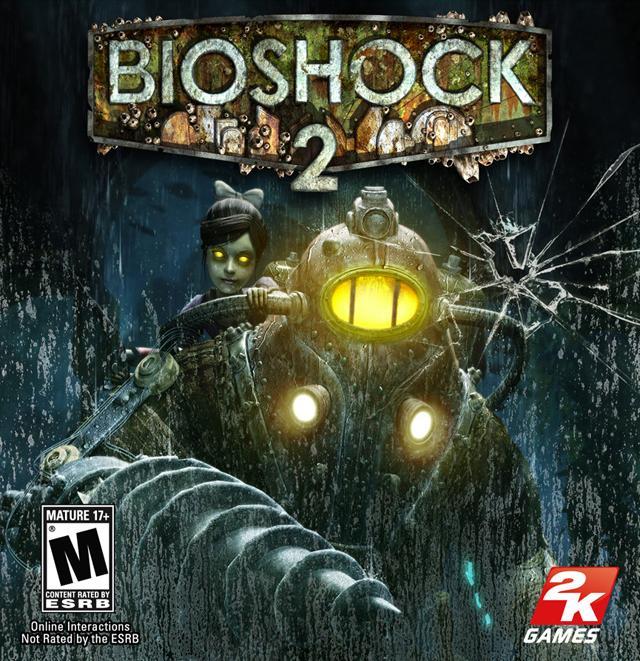 bioshock 2 box