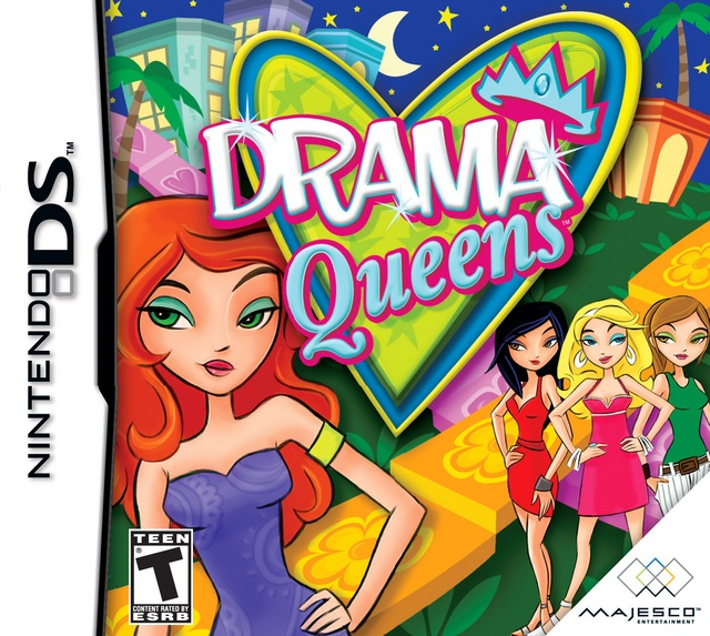 drama queens box