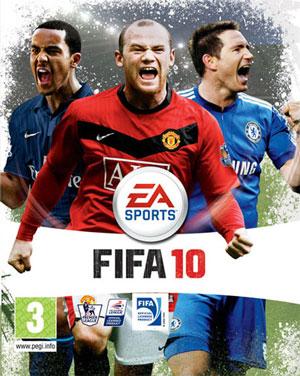 FIFA 10 box