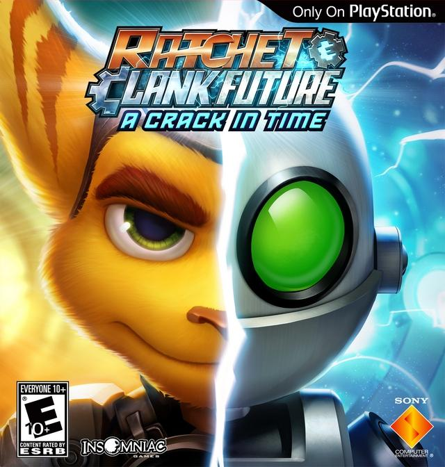 ratchet clank crack time