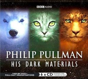 his dark materials audio book
