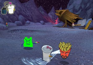 Aqua teen hunger force colen movie