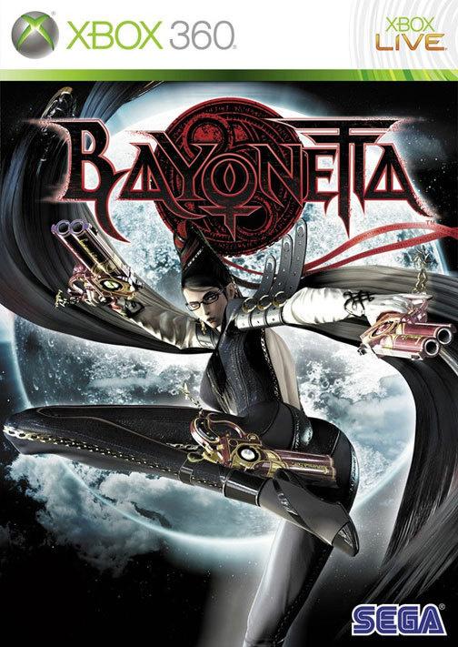 Box art for Bayonetta