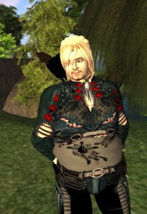 Fat avatar
